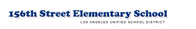 156th Street Elementary School  Logo